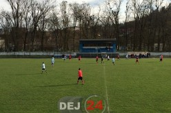FOTBAL AMICAL. FC Unirea Dej – Vulturul Mintiu Gherlii 3-1 – FOTO