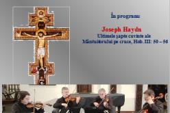 """Recital extraordinar al """"Cvartetului Transilvan"""" la Dej"""