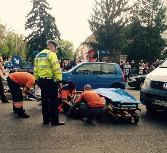 accident Bistrita biciclist2