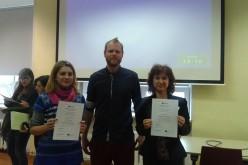 """Noile standarde impuse de învățarea digitală, asimilate de profesorii Școlii Gimnaziale """"Avram Iancu"""" Dej – FOTO"""