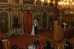 """Concert Pascal la Biserica Parohială """"Adormirea Maicii Domnului"""" Dej II – FOTO"""