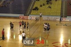 Voleibalist din Dej transferat de Arcada Galați. Va juca în Challenge Cup