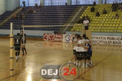LIVE Explorări Baia Mare – Unirea Dej 1-3 – FOTO/VIDEO | PLAY-OFF VOLEI