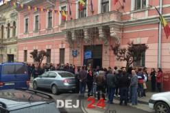 Sindicaliştii din administraţia publică locală anunţă că marţi vor fi în GREVĂ
