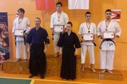 Nouă medalii obținute de Clubul Sportiv Dinamic Dojo Dej – FOTO