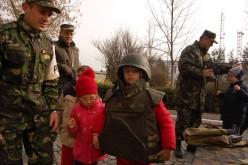 """Dej. Batalionul 41 Transport """"Bobâlna"""" și-a deschis porțile în """"Școala Altfel"""" – FOTO"""
