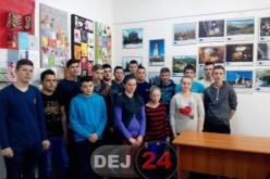 """Activitate dedicată săptămânii """"Școala Altfel"""" la Liceul Tehnologic """"Someș"""" Dej – FOTO"""