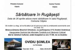 ÎPS Andrei Andreicuț va fi prezent la Rugășești pentru a binecuvânta lucrările de renovare a bisericii