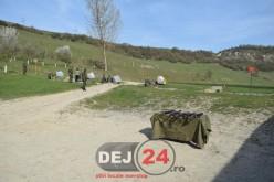 """Jurnaliștii dejeni s-au întrecut la """"Cupa Presei la Tir"""" – FOTO/VIDEO"""