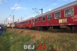 S-a reluat traficul feroviar pe relaţia Dej Călători – Dej Triaj