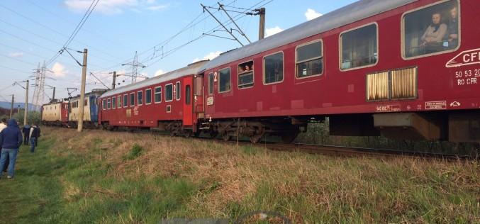 Modificări în circulaţia trenurilor pe relația Cluj-Napoca – Oradea