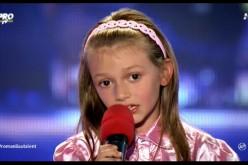"""Larisa Grad a participat la """"Românii au talent"""". Află ce i-au spus jurații"""