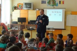 Polițiștii din cadrul IPJ Cluj, recomandări la începutul noului an școlar