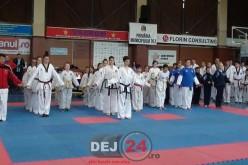 Peste 80 de sportivi se întrec la Cupa Someș-Vulturii Dej Taekwon-Do ITF WTF – FOTO/VIDEO