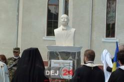 La Bobâlna a fost dezvelit bustul lui Alexandru Vaida-Voevod – FOTO/VIDEO