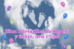"""""""Ziua Părinților de Îngeri"""" va fi marcată și la Dej"""