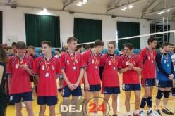 CSS LAPI Dej, vicecampioana României la Turneul Final al Campionatului Național de Juniori – FOTO
