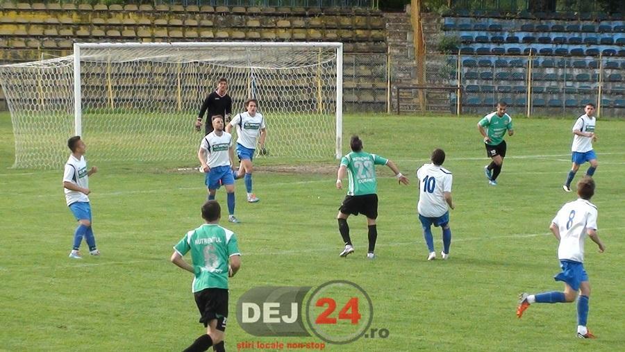 Unirea Dej - Sanatatea Cluj fotbal (16)