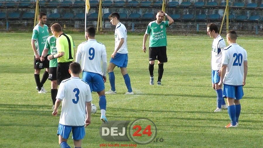 Unirea Dej - Sanatatea Cluj fotbal (27)