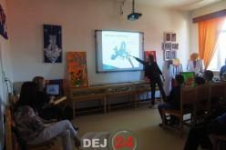 Echipa Erasmus de la Şcoala Gimnazială Specială Dej a marcat Ziua Pământului – FOTO