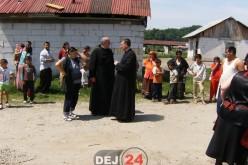 """Acțiune filantropică organizată de Biserica """"Adormirea Maicii Domnului"""" Dej II – FOTO"""