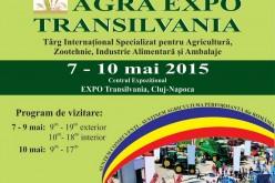 Agra Expo Transilvania, între 7 și 10 mai la Cluj-Napoca
