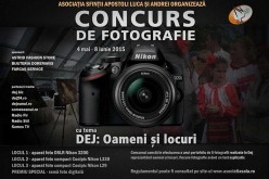 """Cine sunt câștigătorii concursului de fotografie """"Dej: Oameni și locuri""""?"""