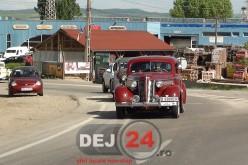 Șase automobile de epocă au trecut astăzi prin Dej – FOTO/VIDEO