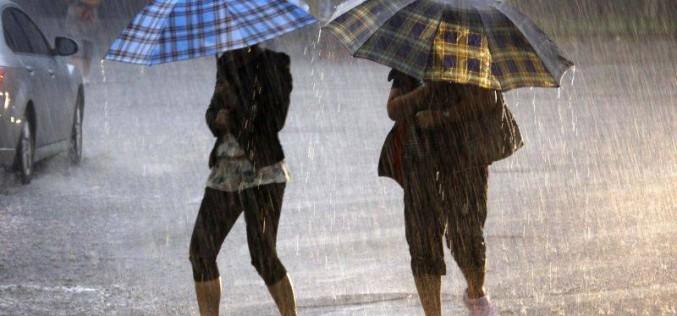 Cod PORTOCALIU de ploi puternice în Dej și împrejurimi