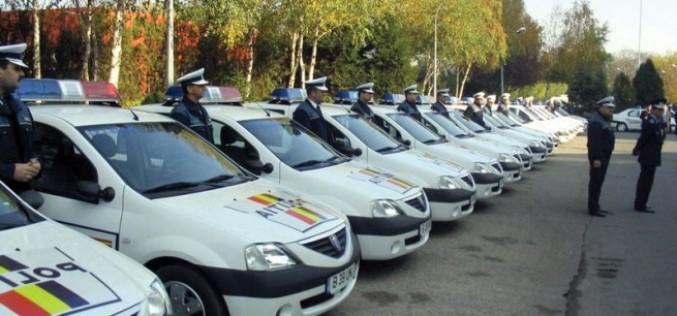 """Județul Cluj: Revelion 2016, în siguranță. Peste 300 de polițiști, """"pe baricade"""" zilnic"""