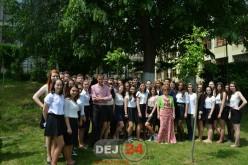 "Ziua ""ENO Tree Planting"", sărbătorită la Liceul Teoretic ""Alexandru Papiu Ilarian"" Dej – FOTO"