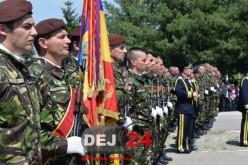 Ziua Eroilor a fost marcată astăzi și la Dej – FOTO/VIDEO