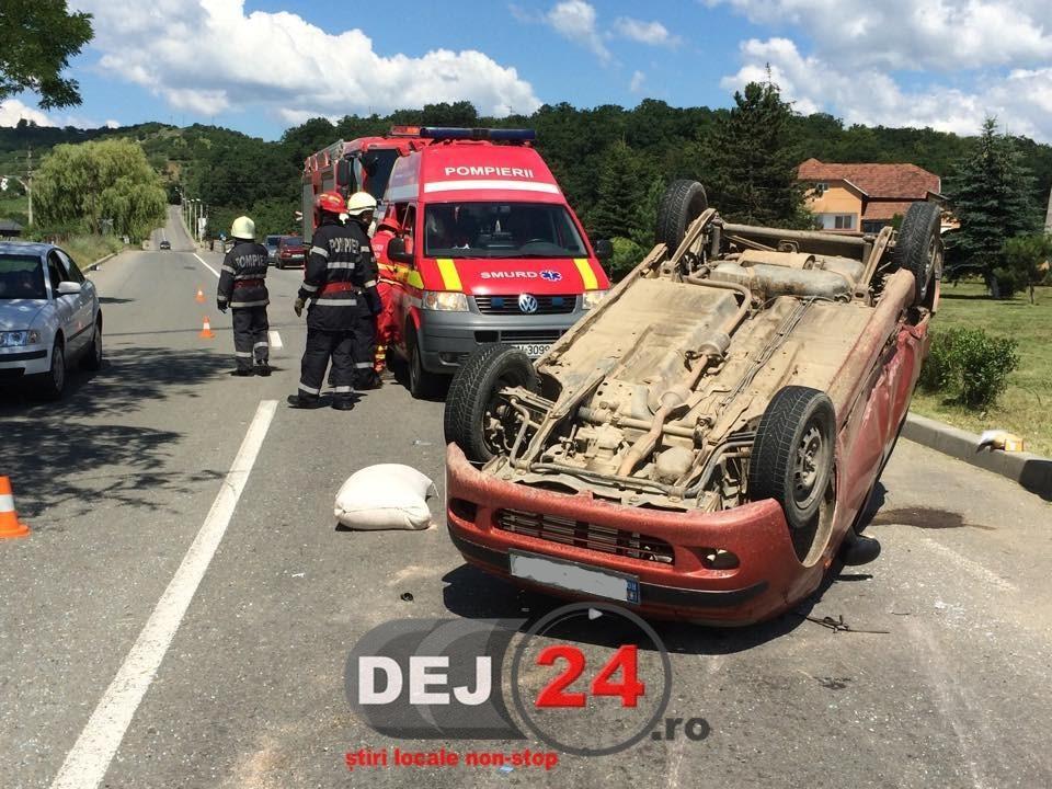 Accident OMV (3)