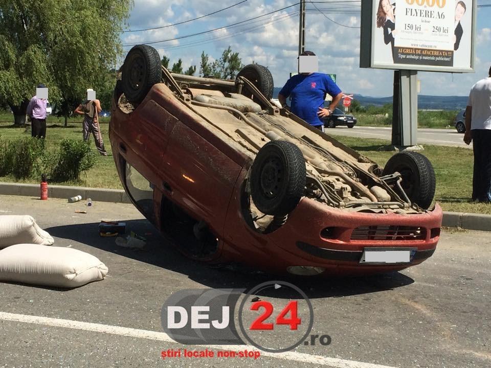 Accident OMV (4)