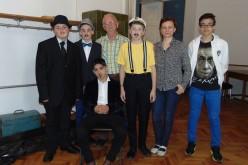 """Trupa de teatru """"Arlequin"""" din Dej, pe scenă la un festival internațional, în Franța"""