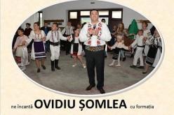 Bal la Cășeiu. Locuitorii din zonă îl vor putea asculta pe Ovidiu Șomlea