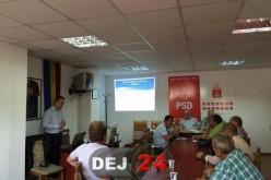 Ieri a avut loc la Dej prima ședință a Departamentului de Agricultură și Dezvoltare Rurală