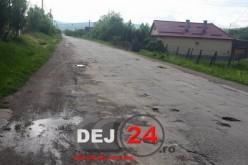Răspunsul la petiția inițiată de Tiberiu Zelencz pentru asfaltarea DJ161D. Drumul leagă localitățile Dej și Nireș – FOTO