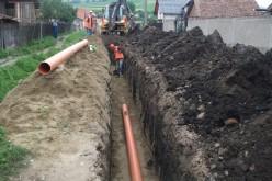 Un nou proiect la Dej! 21 de străzi ar putea fi conectate la rețeaua de apă și canalizare a municipiului