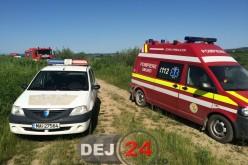 Bărbat găsit DECEDAT într-un canal din localitatea Uriu