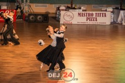 Un nou succes pentru Sonia Stelea (Latino Angels Dej) și perechea ei la Cupa Moldovei – FOTO