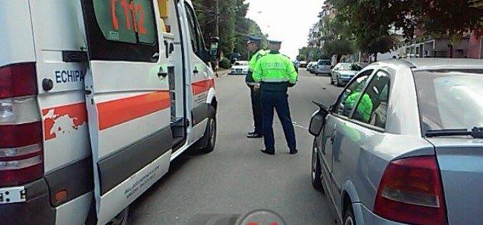 Bărbat din Bonțida, RĂNIT GRAV după ce s-ar fi angajat în traversarea neregulamentară a drumului