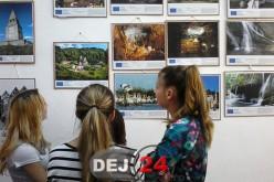 "Expoziție foto la Liceul Tehnologic ""Someș"" Dej – FOTO"