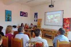 Workshop la Școala Gimnazială Specială Dej. Despre ce e vorba? – FOTO