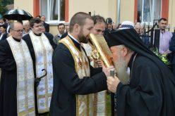 ÎPS Andrei a vizitat mai multe parohii din cadrul Protopopiatului Ortodox Dej