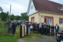 ÎPS Andrei a binecuvântat ieri casa parohială din Jichișul de Jos – FOTO