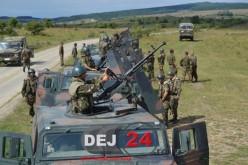 Poligonul de la CINCU – Ultima frontieră pentru militarii din DEJ înainte de AFGANISTAN – FOTO