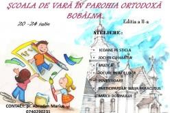 Școală de vară în cadrul Parohiei Ortodoxe Bobâlna