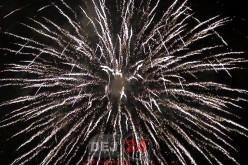 Revelionul, cu artificii și surprize, în zona centrală a municipiului Dej