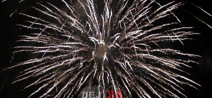 Dej – Trecerea dintre ani, marcată în Piața Bobâlna cu focuri de artificii